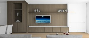 Interieurarchitect Stefanie Coninx 3D modern TV Project  J 3